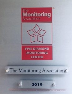 TMA Five Diamond Program | The Monitoring Association